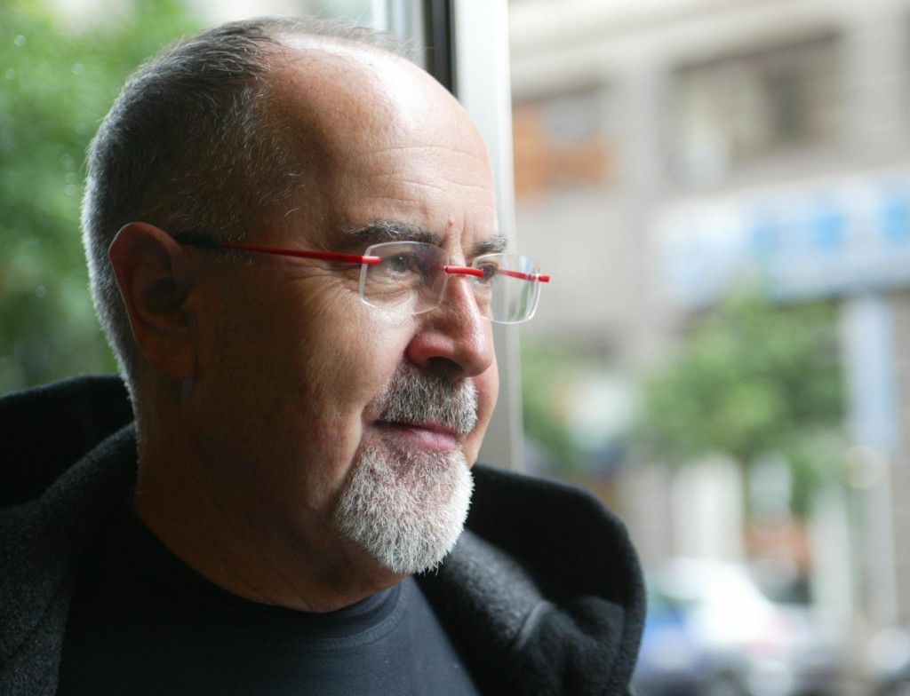 Il regista Bigas Luna in una foto di archivio. ANSA/ALESSIA PARADISI